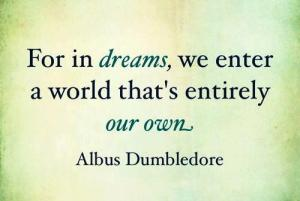 Harry Potter, Quotes, Sayings, In Dreams, World  (1)